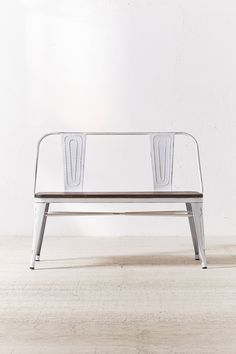 Shop Oregon Dining Bench at Urban Outfitters today. We carry all the latest styles, colors and brands for you to choose from right here. Furniture For You, Outdoor Furniture, Outdoor Decor, Sofa Shop, Wood Surface, Apartment Furniture, Antique Metal, Living Area, Cleaning Wipes