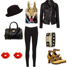 """mojo moxy roam"" by jennyliford on Polyvore"