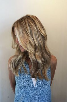 nice hair color and style