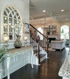 Diy farmhouse entryway inspiration 44 – Do It Yourself House Design, House, Interior, Entryway Inspiration, House Styles, New Homes, Home Decor, House Interior, Living Decor