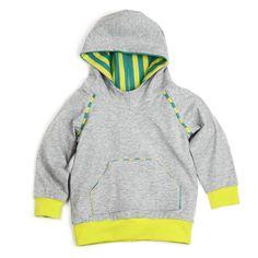 Brindille & Twig - Free Hoodie Pattern (I love all her patterns! Boys Sewing Patterns, Kids Patterns, Sewing For Kids, Free Sewing, Clothing Patterns, Brindille, Hooded Sweatshirts, Hoodies, Blog Couture