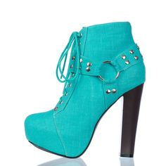 Stud Life – Turquoise my favorite color..