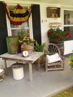 Adding a front porch to your home can be a tremendous ramp-up for curb appeal and can also help you relax and connect with neighbors. Description from pinterest.com. I searched for this on bing.com/images