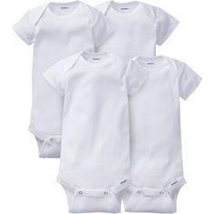 500caa0cc0 Newborn Baby Onesies Brand Organic Short Sleeve Bodysuits