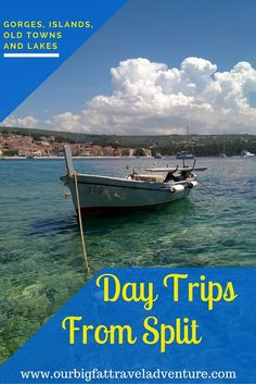 Split, Croatia, is perfect base from which to explore Dalmatia. From gorges and lakes to islands and old towns, here are our top day trips from Split.