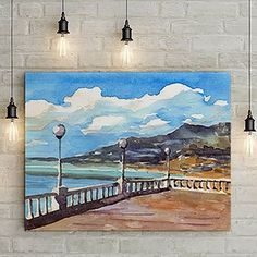 Sea coast view.  Code: P000025 Phone: +628118439998 (WA/SMS) Email: sales@canvasdeco.com Website: www.canvasdeco.com Price: Ask by request. . #canvasprinting #canvaspainting #cetakkanvas #cetakkanvas #cetakkanvasjakarta #cetakkanvasphoto #cetakkanvasmurah #lukisan #kanvasprint #canvascustom #hiasandinding #dekorasidinding #walldeco #spanram  #canvasframe#kanvas #canvasposter #printcanvas #walldecoration #vintageposter #canvaspaintings #posterkanvas #printkanvasmurah #walldecor #canvasdeco…