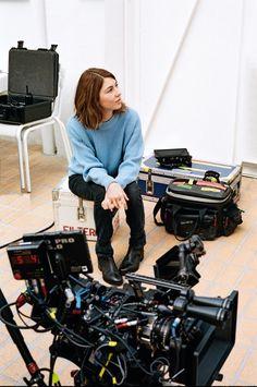 Sofia Coppola shot by Andrew Durham April 2016