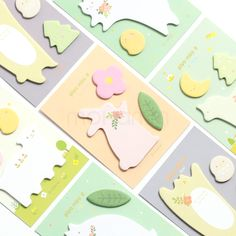 1 Pics Kawaii Cute Cat Rabbit Bear Korean Stationery Scrapbooking Stickers Post It Sticky Notes Memo Pad Bookmark Paper School #>=#>=#>=#>=#> Click on the pin to check out discount price, color, size, shipping, etc. Save and like it!