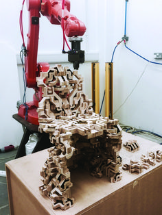 From: Boing Boing - Remarkable 3D-printed conceptual furniture