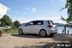 The Car Addict Autoblog: Testing the new Volkswagen Golf 7
