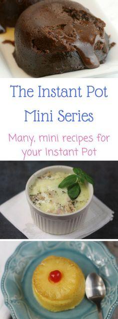 Instant Pot Mini Series