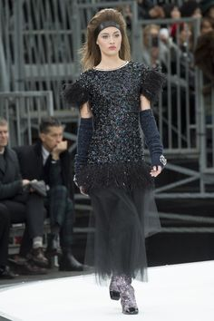 Chanel Fall 2017 Ready-to-Wear Collection Photos - Vogue