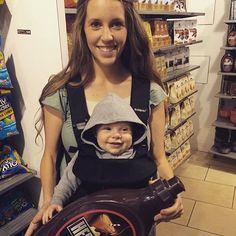 Duggar Family @_duggar19 Smiley baby @jill...Instagram photo | Websta (Webstagram)
