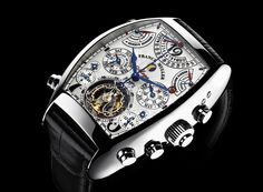One of the most expensive watches on the market by Franck Muller. Stunning to look at, its piece of art. #Dreaming