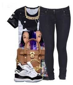 """""""3-12-15"""" by polyvoreitems5 ❤ liked on Polyvore featuring Michael Kors, LifeProof, Concord and sass & bide"""