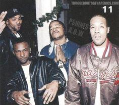 Method Man, Redman, Ras Kass & Xzibit