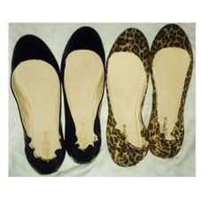 I just discovered this while shopping on Poshmark: Brand new Mossimo flats bundle!!. Check it out!  Size: 10