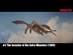 Evolution of King Ghidorah Godzilla Vs King Ghidorah, Showa Era, Fantasy Movies, Movies And Tv Shows, Science Fiction, Evolution, Sci Fi, Friends, Youtube