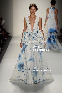 New York Fashion Week 2013.