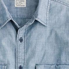 Chambray Shirt- check!