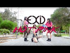 EXID 이엑스아이디 -  HOT PINK 핫핑크 (MadNess Dance Cover)