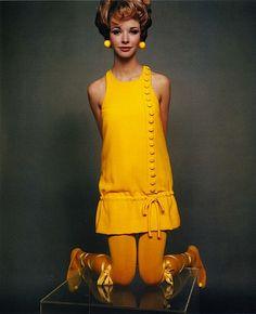 Maudie James, 1967 (David Bailey)