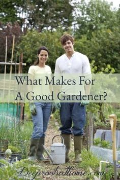 You Wired To Be Gardener? Finding Sanity In the Soil Do You Have What It Takes To Become A Good Gardener? A couple of young gardeners, gardening togetherDo You Have What It Takes To Become A Good Gardener? A couple of young gardeners, gardening together Gardening For Beginners, Gardening Tips, Gardening Shoes, Flower Gardening, Amazing Gardens, Beautiful Gardens, Funny Bird, Vegetable Garden Planner, Vegetable Gardening