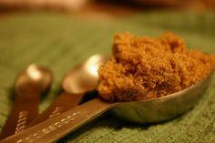 Guia geral para a substituição do açúcar refinado