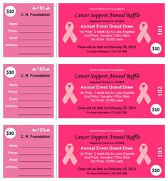 benefit raffle ideas