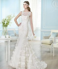 Coleção Vestidos de #Noiva #SanPatrick 2014 #casarcomgosto