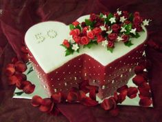 na 50.narodeniny torta, Narodeninové torty