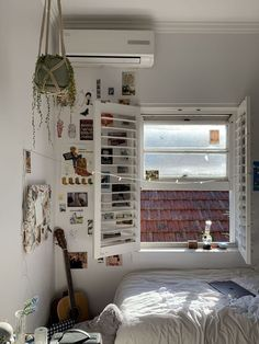 Dream Rooms, Dream Bedroom, Room Ideas Bedroom, Bedroom Decor, Room Ideias, Indie Room, Pretty Room, Aesthetic Room Decor, Cozy Room