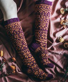 Ravelry, Stockings, Wool, Patterns, Fashion, Socks, Loom Knit, Block Prints, Moda