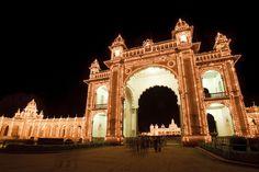 *INDIA ~ Mysore Palace, Karnataka,