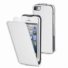 Capa Muvit Slim iPhone 5 - Branca