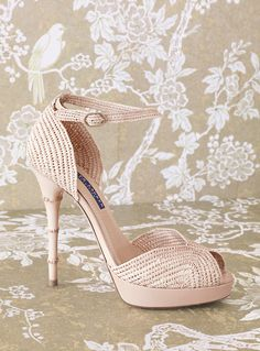 Ralph Lauren Collection Spring 2012 #Shoes