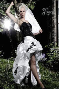 Ausgefallene Brautmode