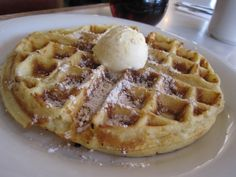 Buttermilk Belgian Waffles