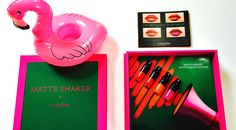 Lancome Pink Flamingo Matte Shaker Collector Box Giveaway