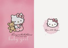 Rina Loves: Freebies Free Printable Stationery, Free Printables, Your Girl, Note Cards, Hello Kitty, Snoopy, Photo And Video, Baby, Fictional Characters