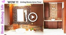Farmhouse Storage And Organization, Small Condo Kitchen, Utility Room Designs, Living Room Cabinets, Kitchen Cabinets, Rental Kitchen Makeover, Staircase Storage, Modern Laundry Rooms, Bedroom Cupboard Designs