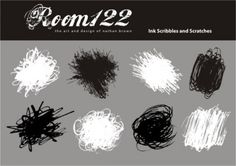 The graffiti brush strokes vector Vector misc - Free vector for free download