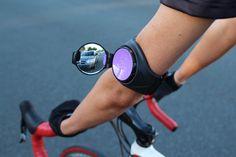 RearViz, un espejo retrovisor de muñeca para ciclistas - Review from BikeRD info@bikerd.com