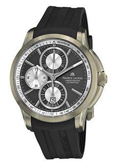 Maurice Lacroix Men's Automatic Chronograph