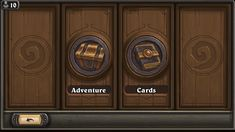 Hearthstone (Game User Interface - Mobile) on Behance