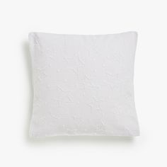 Image 1 of the product STAR PRINT AND POLKA DOT COTTON CUSHION COVER