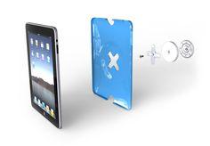 iPad-Halterung für Wandmontage