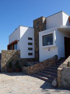 Proyecto de Arquitectura - Fundo Loreto - Frontis