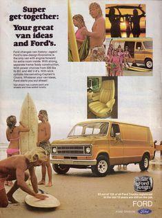 Custom Van Craze | Style on Wheels | 1970's Custom Van Craze