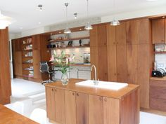 "modern country"" kitchen design in wicklow, ireland"